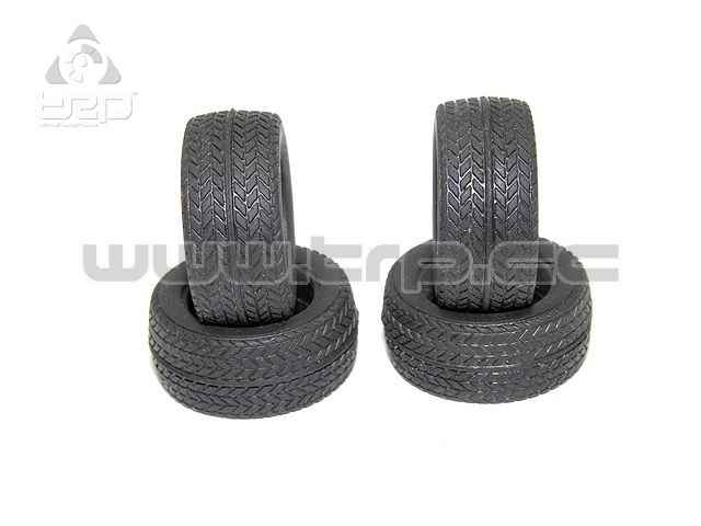 Kyosho MiniZ Classit set of tires (Normal Size 30 Degree)