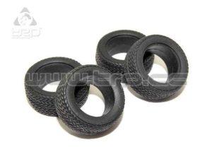 Kyosho Mini-Z Neumáticos para Clasicos, delantero 40 shore