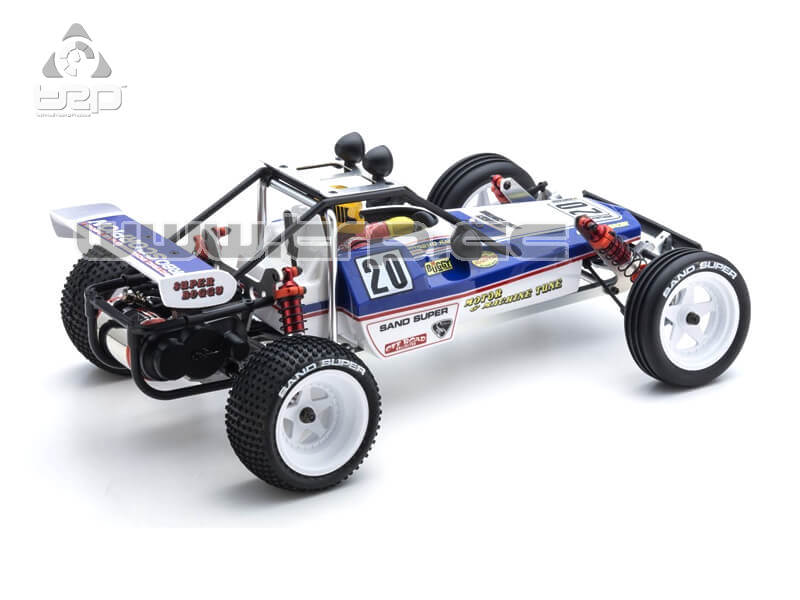 Kyosho Turbo Scorpion 1:10 Legendary Series