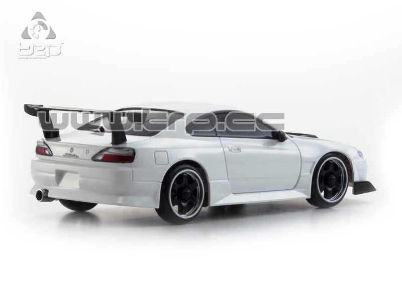 Carrocería Autoscale Kyosho Nissan Silvia S15 GT Wing (AWD)