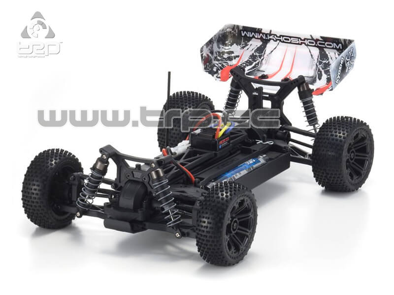 SCHMUTZ HOG T2 EP BUGGY LESESET (KT231P) WITH ACCU AND CHARGER