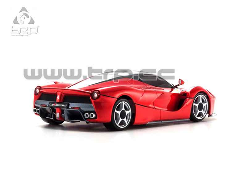Carrocería Autoscale Kyosho LaFerrari Metalic Red (MR03)