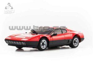 Carroceria Autoscale Kyosho MiniZ Ferrari 512 BB Rojo
