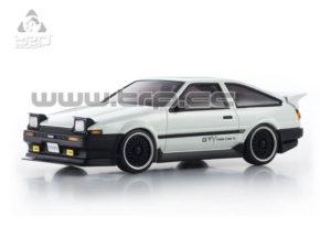 Carrocería Kyosho MiniZ AWD Toyota Sprinter Trueno GTV AE86