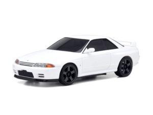 Carrocería Kyosho Autoscale Mini-Z NISSAN SKYLINE GT-R R32 BLANCA (N-