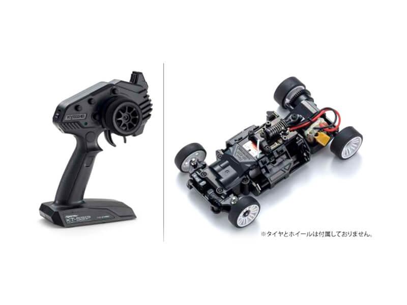 Kyosho Mini-Z RWD MR03 Chasis y Emisora KT-531P