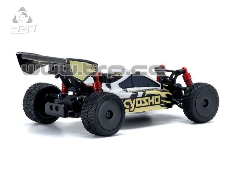 Kyosho Mini-Z Buggy Readyset Inferno MP9 blanco/Negro