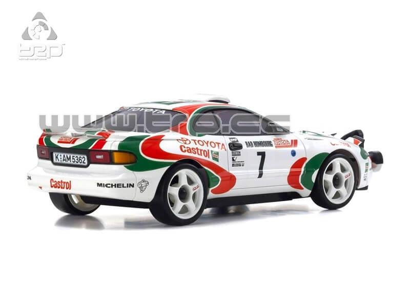 AUTOSCALE Mini-Z TOYOTA CELICA 4WD No7 WRC 1993 JK (MA020)