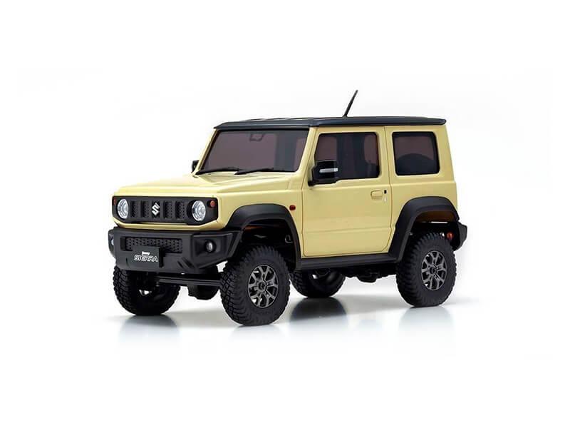 Kyosho MINI-Z 4x4 Suzuki Jimny Sierra Chiffon Ivory - RTR