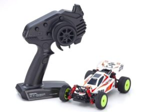 Kyosho Mini-Z Buggy Readyset Turbo Optima blanco