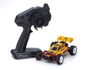 Kyosho Mini-Z Buggy Readyset Turbo Optima amarillo
