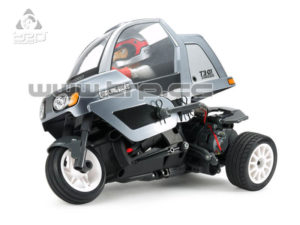 Tamiya Dancing Rider T3-01 Chasis (Assembly Kit)