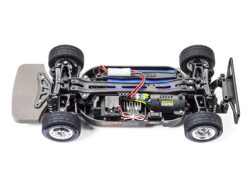 TAMIYA Camión TEAM REINERT RACING MAN TGS TT-01 TYPE-E 4x4
