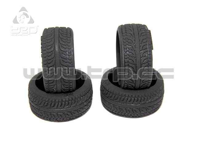 Kyosho MiniZ Radial Tire Semi Wide 30 Shore