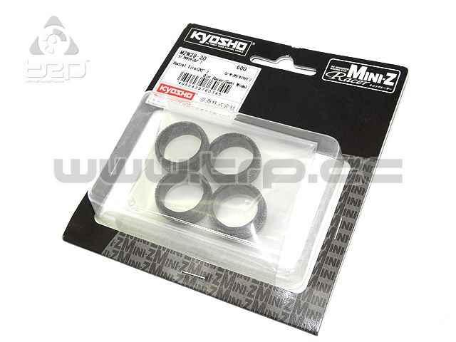 Kyosho MiniZ Neumáticos Semi-Wide 20gr dureza