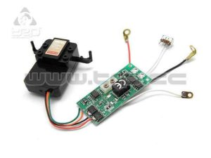 Kyosho MiniZ MR01 Electrónica (Con Freno)
