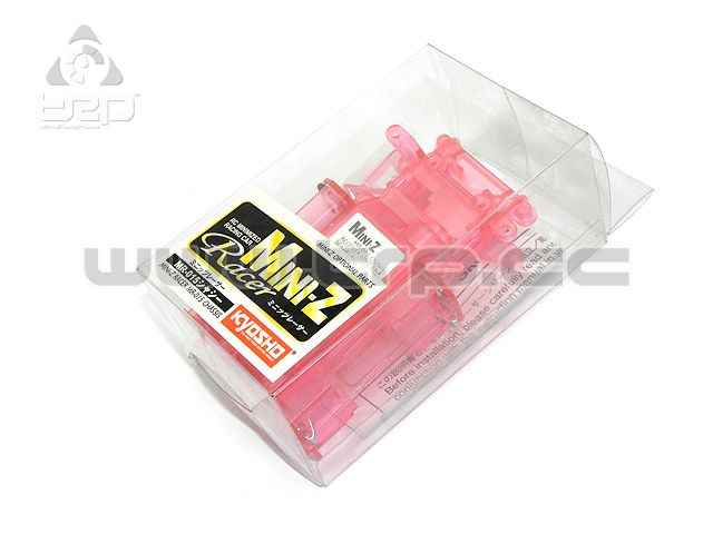 Kyosho MiniZ MR015 Skeleton Starr-Chassis (purpur-transparent)