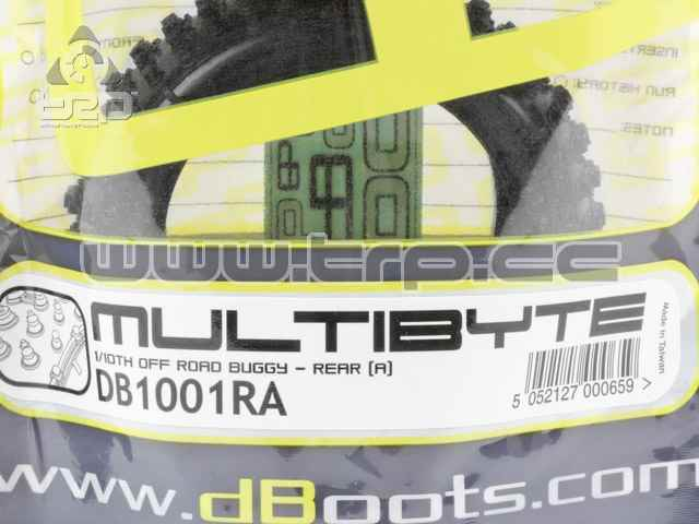 dBoots MultiByte 1:10 Buggy Rear (Compound A)