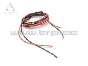 Cable de silicona 22AWG Rojo y Negro para radio control