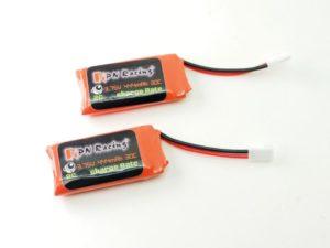 PN Racing LiPo 30C, 444mah, 3.75V. (1S), conector MOLEX (2pcs)