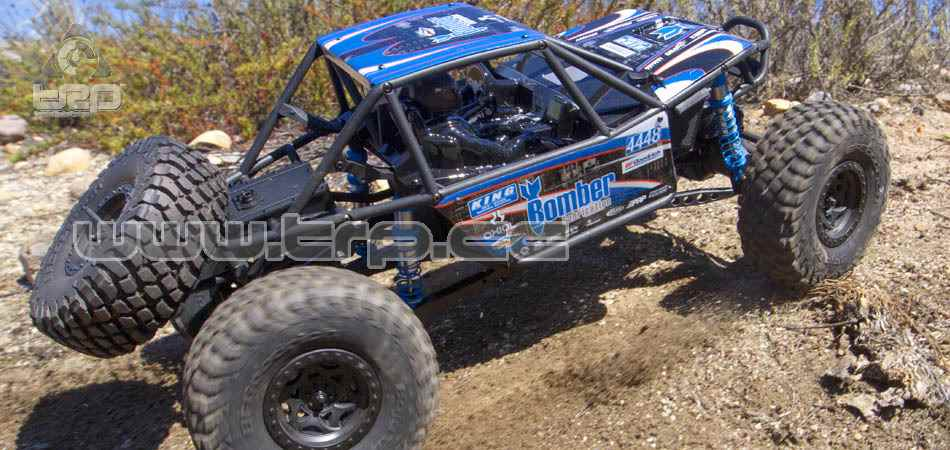 Axial Racing RR10 Bomber Rock Racer