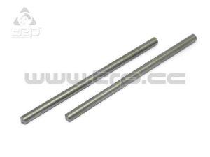 Slot GrupoZ Ejes de 3mm x 61mm Rectificados (2u)