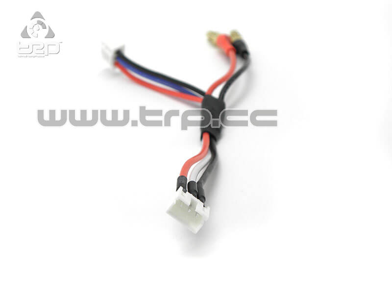 Cable carregador de Lipo 4 mm Balancejador