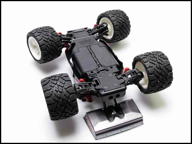 Kyosho MiniZ Buggy Llantas tipo Monster de PN Racing