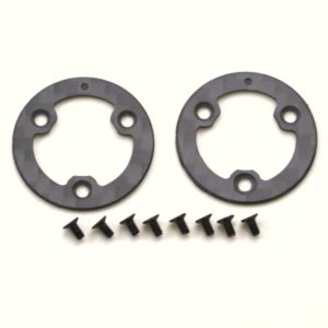 PN Racing Mini-Z Aros carbono 22.0mm para llantas MR2085
