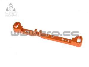 MiniZ PN Racing MR03 A-Arm 1.5 Deg Barra dirección