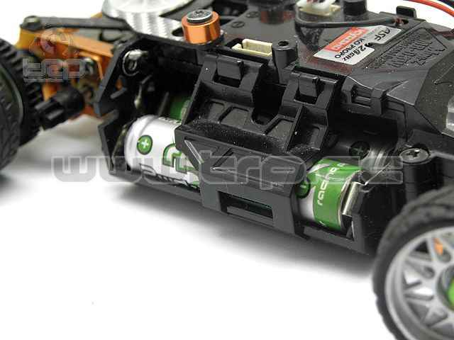Bateries Racing Power 900 Mamp AAA 2Wd Special