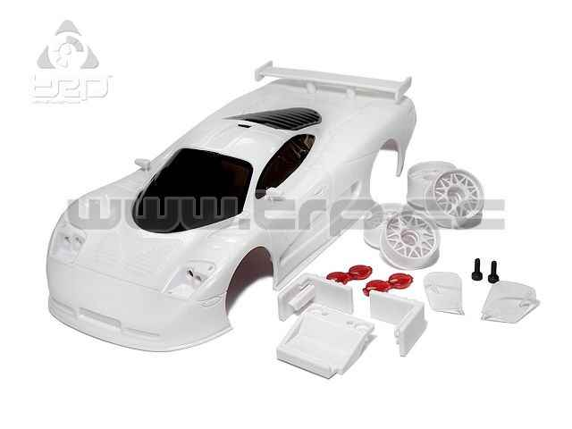 Mosler MT900 R White for paint - TRPscale