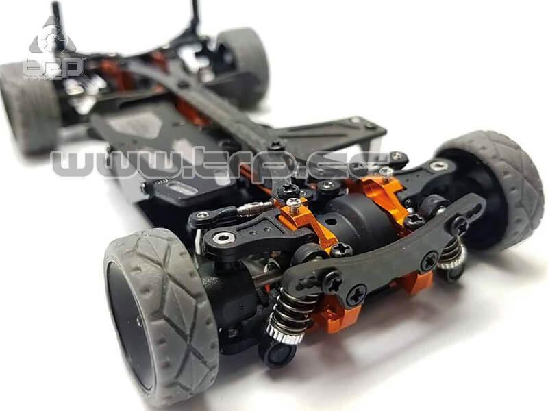SZ Chassis Kit with ESC (No servo, no motor)