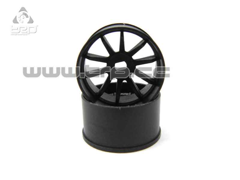 Kyosho MiniZ AWD composite wheels W+3 (rear)