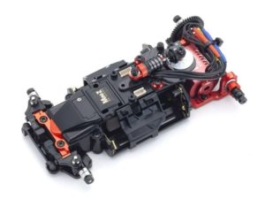 Mini-Z MR03 EVO 20th Anniversary Chassis Set (W-MML) 8500KV
