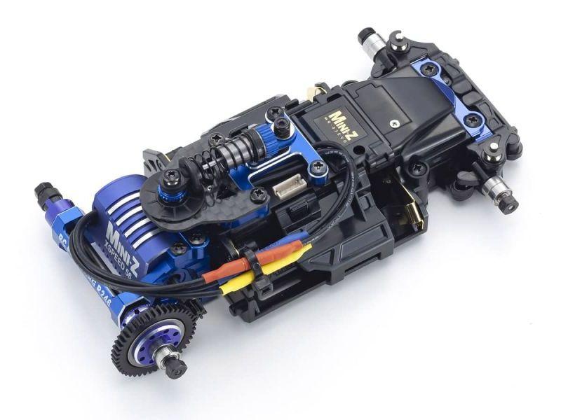 Mini-Z MR03 EVO 20th Anniversary Chassis Set (N-MM2) 5600KV
