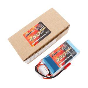 Gens ace Bateria LiPo 3S 11.1V-450-30C(JST) 61x32x17mm 45g