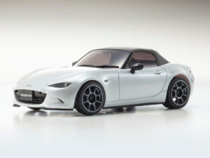 Autoscale Mini-Z Mazda Roadster Ceramic Metallic (N-RM)