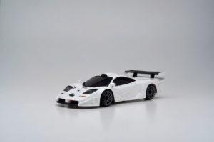 Autoscale Mini-Z McLaren F1 GTR Blanca (W-MM)