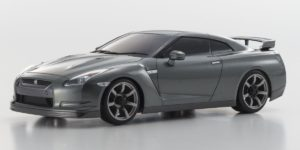 Autoscale Mini-Z Nissan Skyline GT-R R35 Dark Metal Grey (MA020)