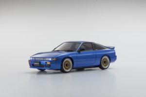 Autoscale Mini-Z Nissan Sileighty Azul (MA020)