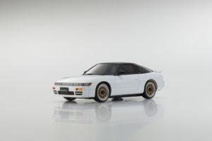 Autoscale Mini-Z Nissan Sileighty White&Black (MA020)