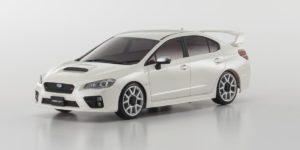 Autoscale Mini-Z Subaru WRX STI Blanca (MA020)