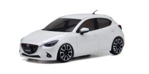 Autoscale Mini-Z Mazda Demio XD White Pearl (MF03F)