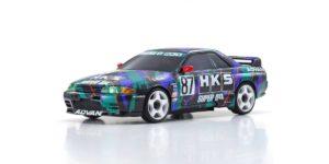 Autoscale Mini-Z HKS Skyline GT-R R32 No87 (MA020)