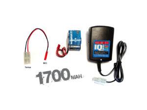COMBO CARGADOR IQ801-RX 1700 (ORI30197+ORI12243) EU-BEC