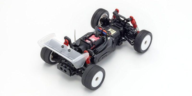 Kyosho MINI-Z Buggy MB-010VE 2.0 2.4ghz FHSS INFERNO MP9 TKI