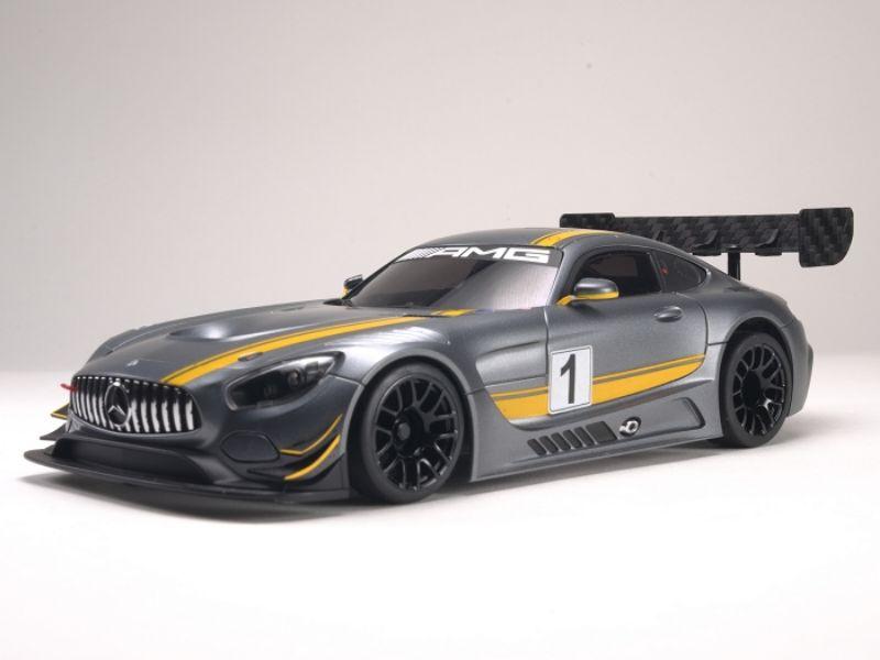 PN Racing Mini-Z Alerón trasero fibra carbono